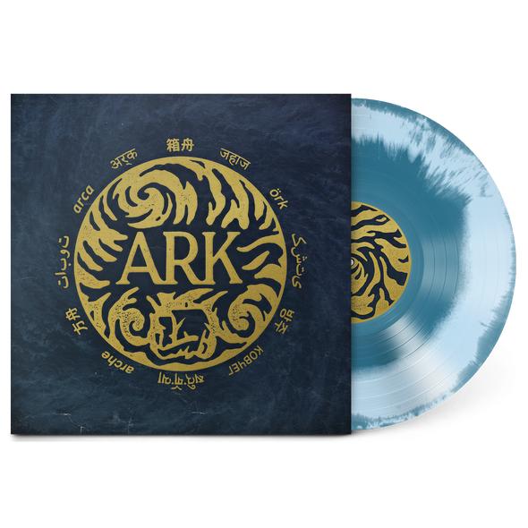 Ark Vinyl (Blue/Light Blue)