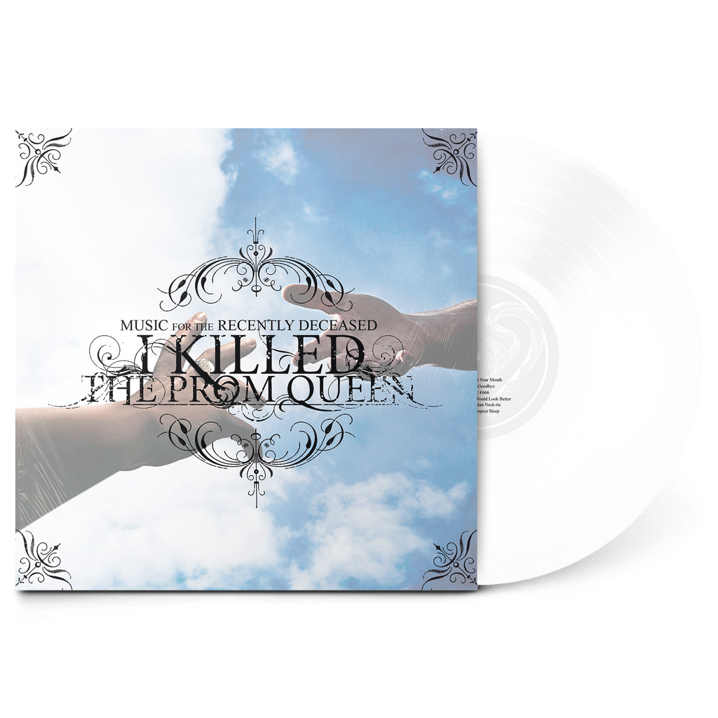"Music For The Recently Deceased 12"" Vinyl (White)"