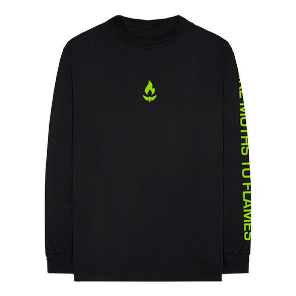 Crystal Ball Long Sleeve (Black)
