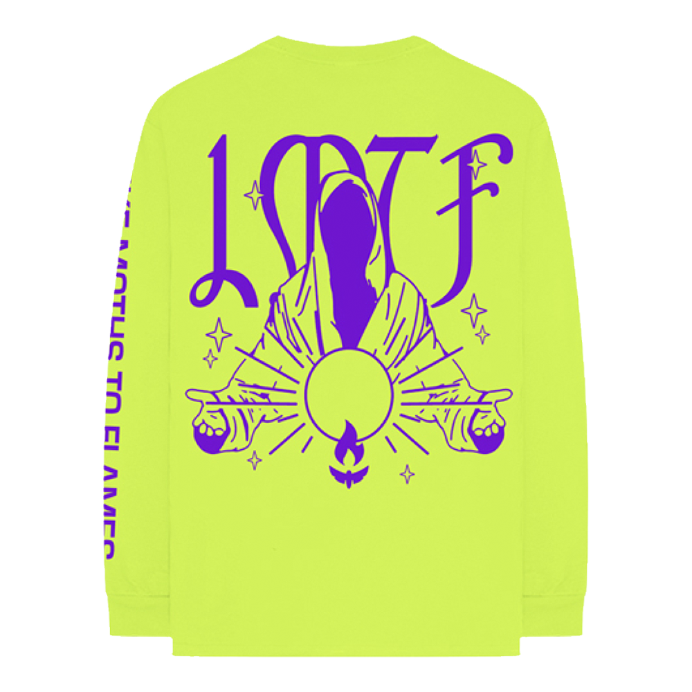 Crystal Ball Long Sleeve (Green)
