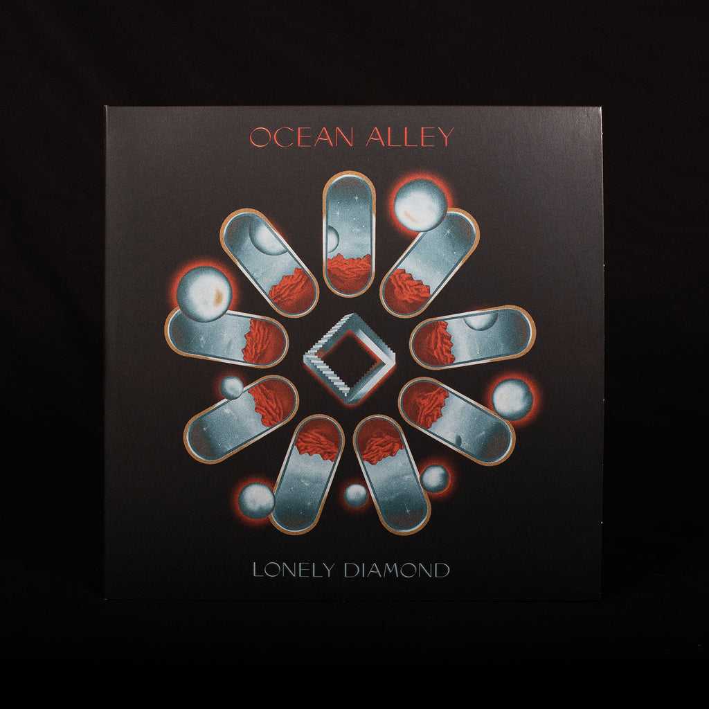 "Lonely Diamond 12"" Vinyl (Cornetto)"