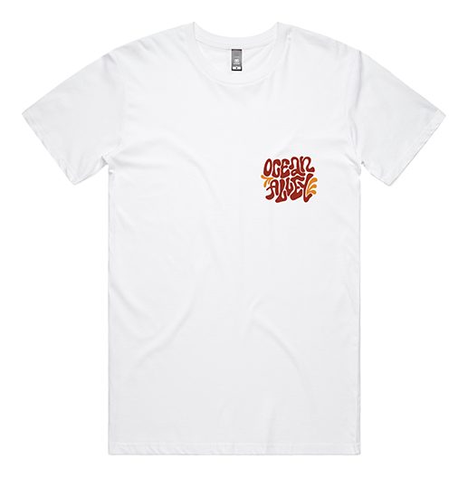 Cracked Egg White T-Shirt