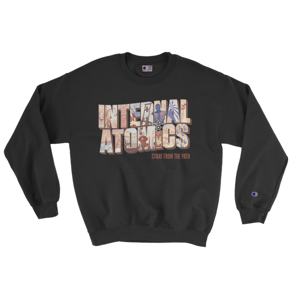 Internal Atomics 'Champion' Crewneck