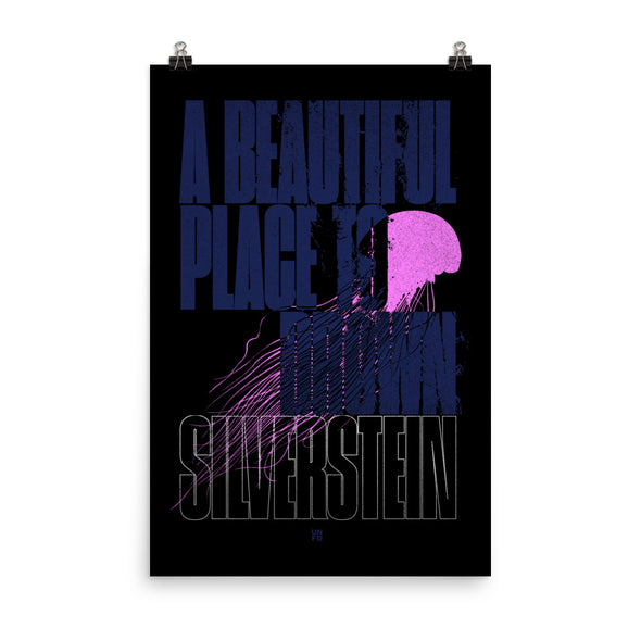 A Beautiful Place To Drown Poster