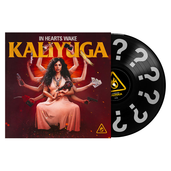 "Kaliyuga 12"" Vinyl (MOLTEN - Limited Edition Recycled Marble)"