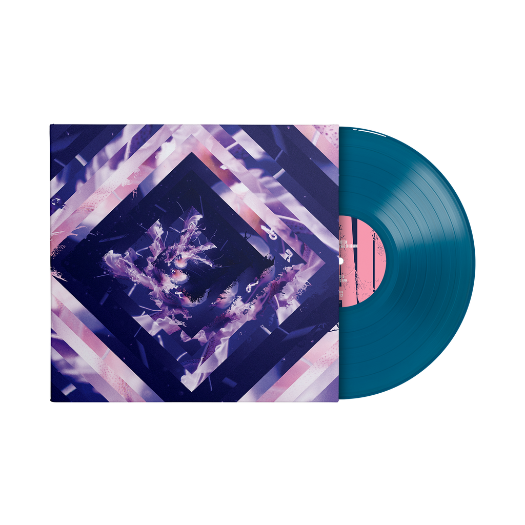 "A Beautiful Place To Drown 12"" Vinyl (Opaque Blue)"