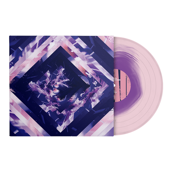 "A Beautiful Place To Drown 12"" Vinyl (Purple In Light Pink)"