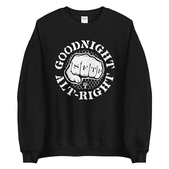 Goodnight Alt Right Crew Neck
