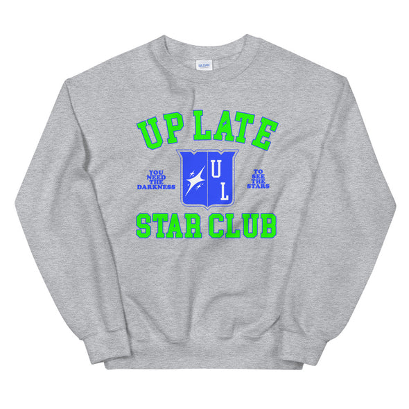 Star Club Crewneck