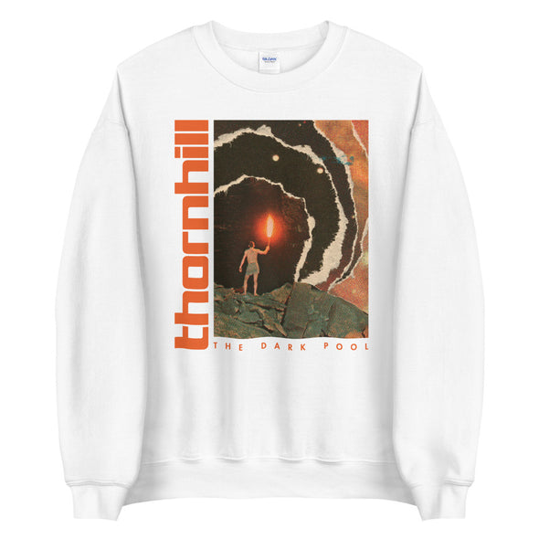 The Dark Pool Cover Crew Neck (White)