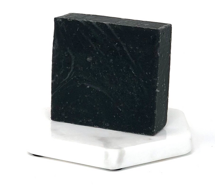 Bamboo Charcoal Soap | Normal, Acne Prone, Oily Skin - Pink Maverick Company