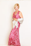 Silk Charmeuse wrap