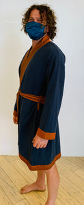 Royal Robe - Silk and Organic Soy Cotton