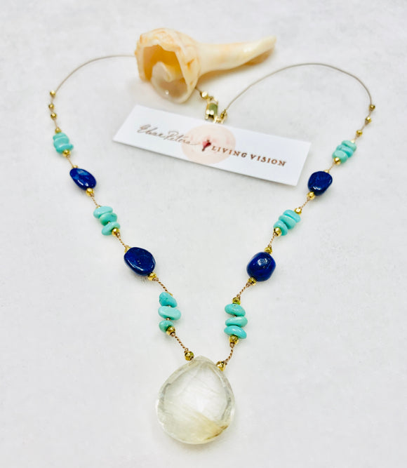 Egyptian Princess - Necklace