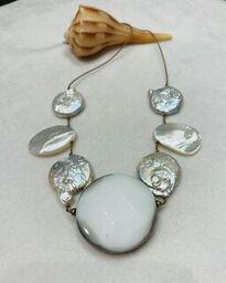 Power and Purity - Necklace