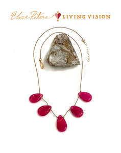 Reborn Ruby - Necklace