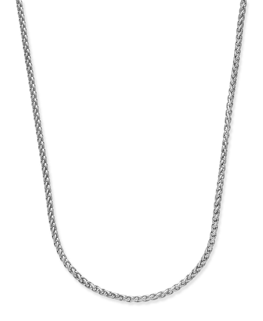 Men's Stainless Steel Chain Necklace