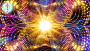 Beyond Time and Space 🌟Feel the Source 🌟12 Hz Alpha Power 🌟444 Hz Vibration of the 5th Dimension