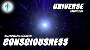 Connect Your Consciousness To The Universe - Universal Solfeggio - Special Meditation Music