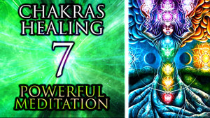 FEEL the COSMIC POWER ꩜ All 7 Chakras Healing Sound Therapy ❖ 432 Hz Powerful Meditation Music