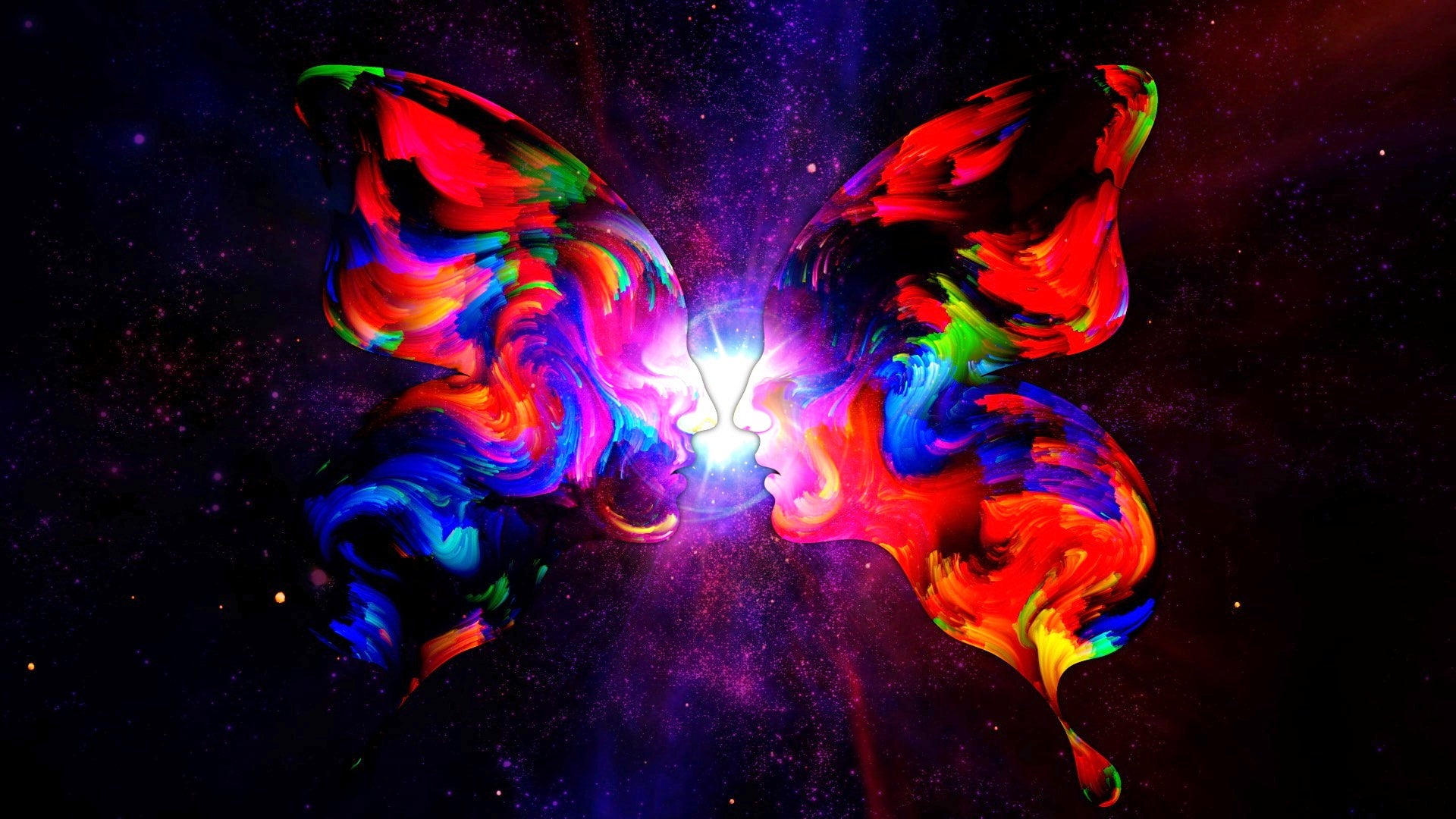 LOVE Music 💫 Twin Flames⎪Twin Souls 🌈 Divine Solfeggio Music