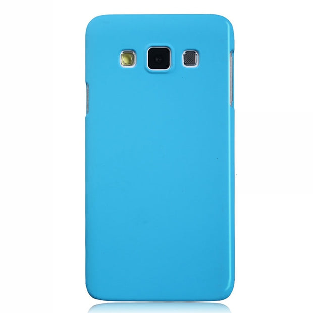 100% New Hot Selling High Quality Multi Colors Luxury Rubberized Matte Hard Case Cover For Samsung Galaxy A3 A3000