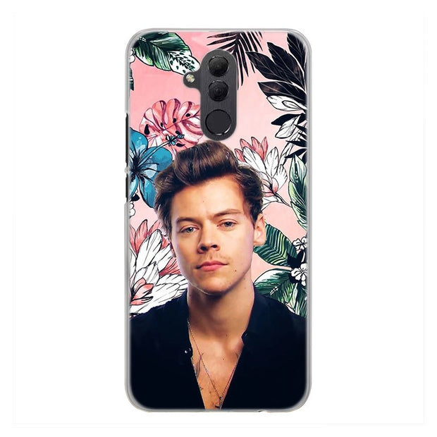 1D Harry Styles Phone Case For Huawei Mate 20 Pro 20 Lite 10 Pro Hard PC Case For Huawei Mate 10 Lite Case Cover