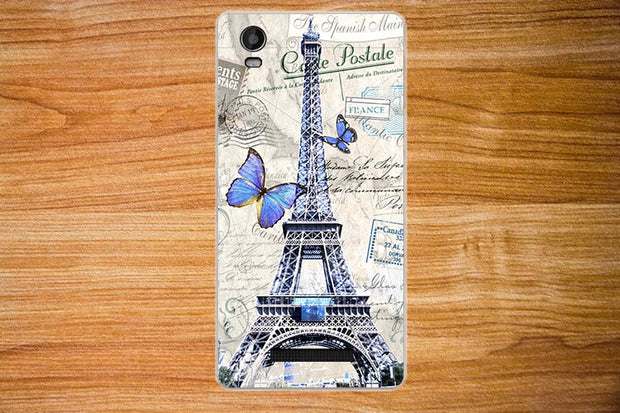 2017 New Arrival 8 Patterns Painting Colored Case Cover For Prestigio Wize N3 NX3 NK3 3507 DUO 5.0 Inch Cases Phone Sheer Bags