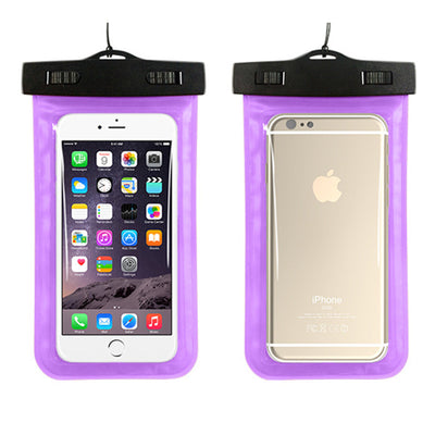2PCS PVC Waterproof Cellphone Bag Swimming Sports Phone Case Pouch For Iphone X 10 8 Plus For Samsung,Huawei Oukitel K6 K3 Coque