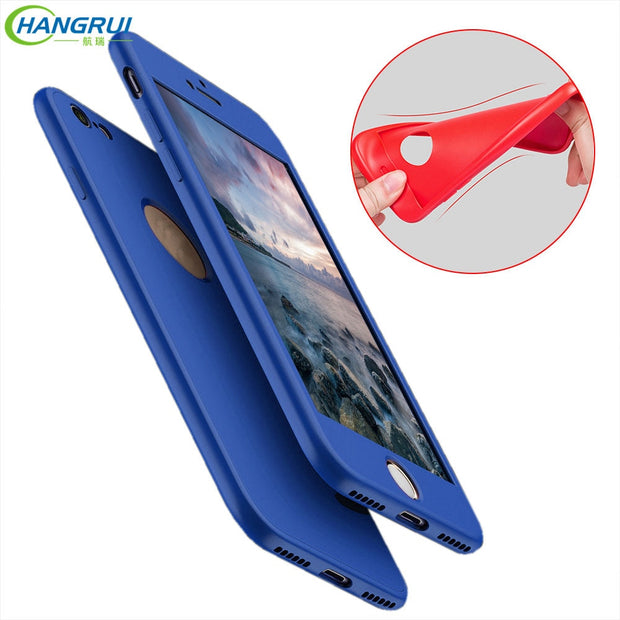 360 Full Cover Case For Xiaomi Redmi Note 6 Pro Case TPU Silicone Cover For Xiaomi Mi 8 A1 5X A2 Lite Redmi Note 6 5 4X S2 5A 6A