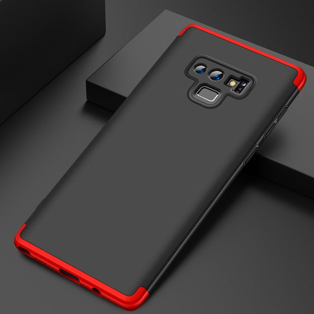 360 Full Protection Case For Samsung Note 9 Case Luxury Hard PC Shockproof Back Cover Capa For Samsung Galaxy Note 9 Note9 Coque