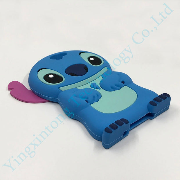 3D Cute Cartoon Silicone Soft Cover For HTC One A9 Fundas Rubber Back Skin Phone Protective Cases Capa For HTC One A9 Phone Case