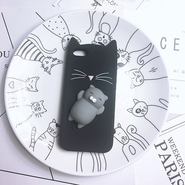 Black cat squishy
