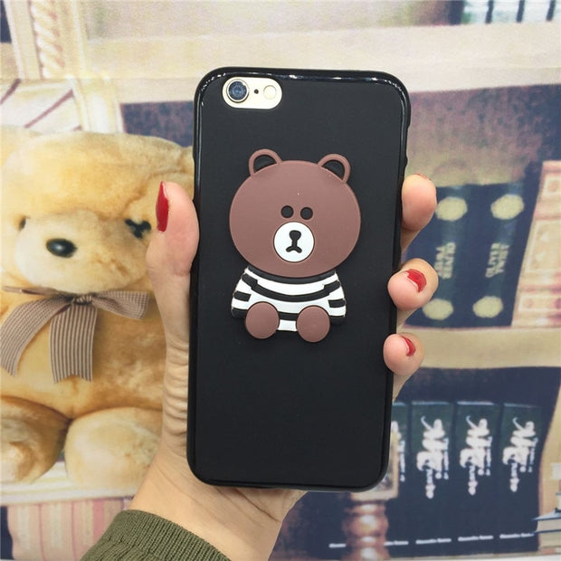 3D Soft Silicone Phone Case Cover For Lenovo Vibe Shot Z90