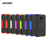 AIPUWEI Case For Samsung Galaxy J2 Pro 2018 Case Soft Silicone Plastic Hard Phone Cover For Samsung J2 Pro 2018 Case Protector