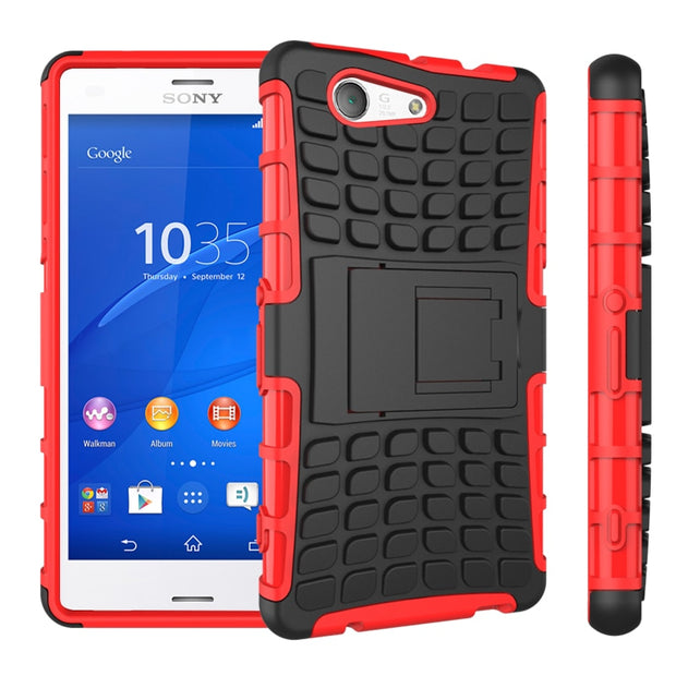 AIPUWEI For Sony Xperia Z3 Mini Case Fundas For Sony Z3 Compact Case Z3 Mini D5803 M55W Phone Cases Cover Armor Hard Bags Shell