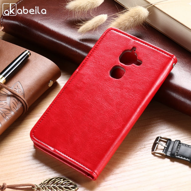 AKABEILA For LETV LeEco Le 2 Pro Case X20 X25 Le 2 X620 X621 X526 X527 LeEco Le S3 PU Leather Flip Wallet Cases Card Slot Cover