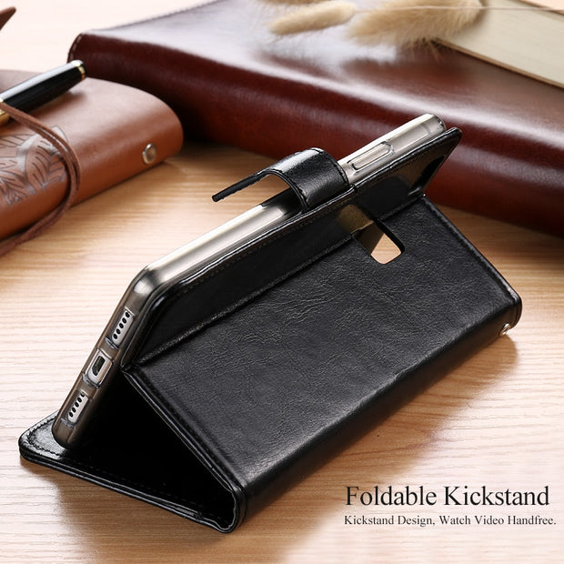 AKABEILA For LG Q6 Case G6 Mini M700N M700A M700DSK M700AN Q6+ Q6 Plus X600 X600K Q6 A Alpha Q6a PU Leather Wallet Covers Bags