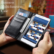 AKABEILA For LG X Screen Case Filp Leather Wallet Card Slot Phone Bag Cover Holder Stand Cases F690 X View K500DS Pouch Blue 5.5