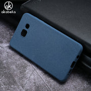 AKABEILA Mobile Phone Bags And Cases For Samsung Galaxy A5 2017 Cover A520 A520F A5200 Soft Matte Shell Case Rubber Covers Capas