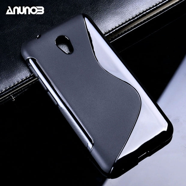 Anunob Cover For Vodafone Smart Prime 7 Covers Case VFD600 VF600 E Smart Prime7 Ultra 6 VF-995N Ultra6 VF995N VF 995NCases