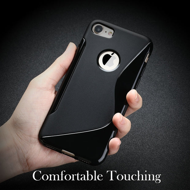 Anunob Phone Case For Iphone 5c Cases Silicone Cover Iphone5c Rubber Shell Cover For Iphone 5c Iphone5c Silicone Covers
