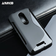 Anunob Silicon Phone Cover For Motorola Moto X Force Covers Cases XT1585 XT1581 Motorola Droid Turbo 2 XT1580 Case Shell