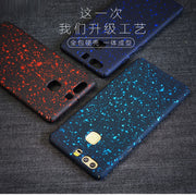 Art Starry Sky Ink Phone PC Cover Hard Case For Huawei Mate9 Mate10 Mate 9 10 P9 P10 Plus P20 Pro Lite Honor 8 9 V9 V10 7X Cases