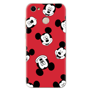 Cartoon Painting Mickey Minnie Soft TPU For Funda ZTE Blade A6 Case Silicone Protective Transparent Luxury Phone Case Back Cover