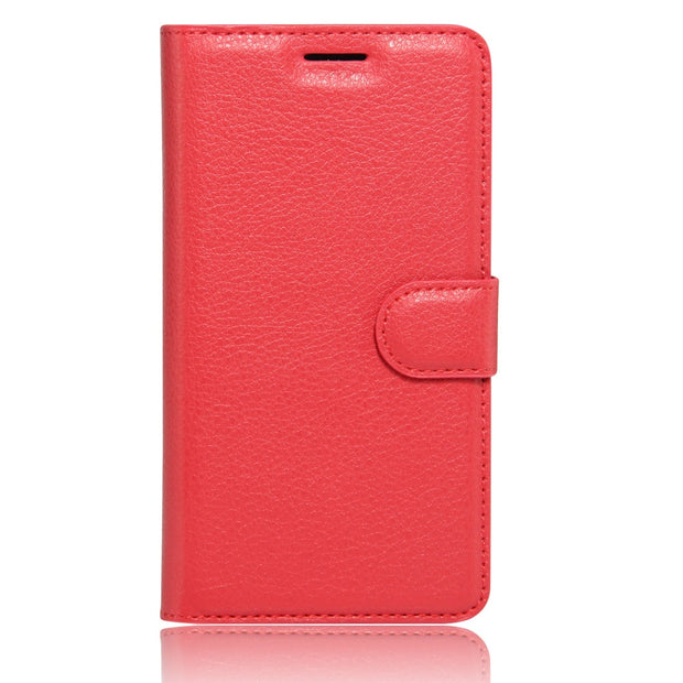Case For Huawei P9 Lite Luxury PU Leather Flip Case For Huawei P9 Lite Phone Case Stand Style Magnet Wallet Back Cover