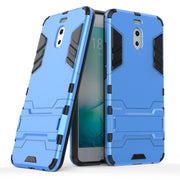Case For Meizu Meilan M6 Note Shockproof Rugged Hybrid Armor Case For Meizu M6 Note Cover With Kickstand Phone Accessories