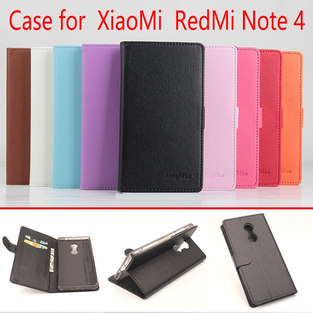 Case Cover Pouch For Xiaomi Redmi 4X Phone Leather Sheath For Xiaomi M3 Mix Redmi Note 3 Pro 4A Phone Bags Case