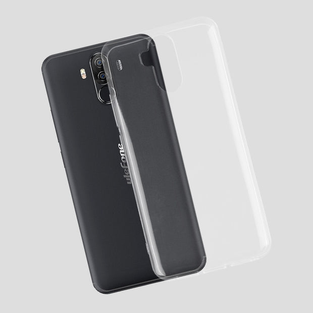 Case For Ulefone Power 3 3S Clear Soft TPU Silicone Protective Capa Cover For Ulefone Power 3S 3 Case Fundas Accessories