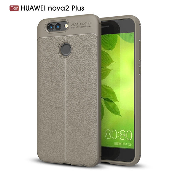 Case For Coque Huawei Nova 2 PLUS 5.5 Inch Back Cover For Huawei ...